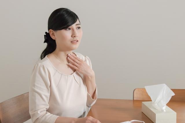 咽頭炎や扁桃炎以外の病気?