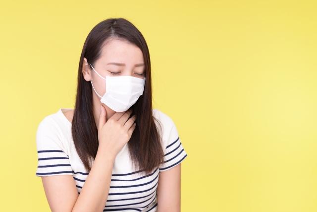 咽頭炎や扁桃炎が長引いている?
